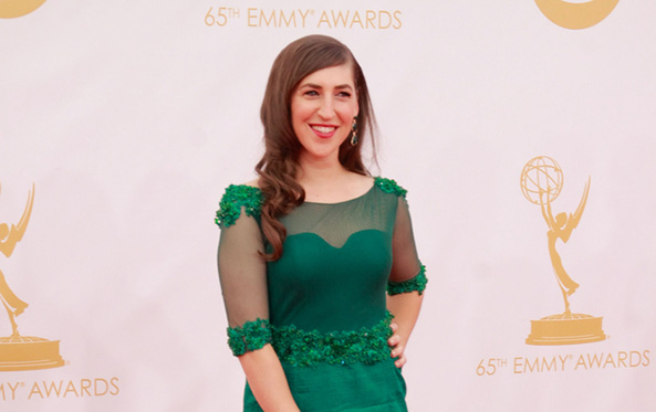 Vegan Mayim Bailik is planning a Thanksgiving dinner with no turkey