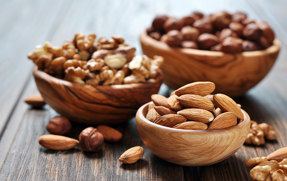 Study shows eating nuts can help you live longer