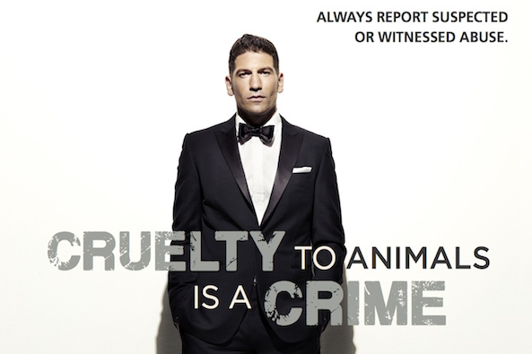 Jon Bernthal animals