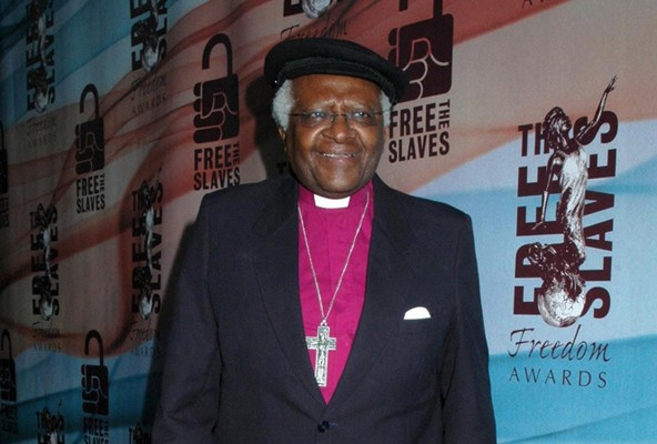Desmond Tutu speaks up for animal welfare