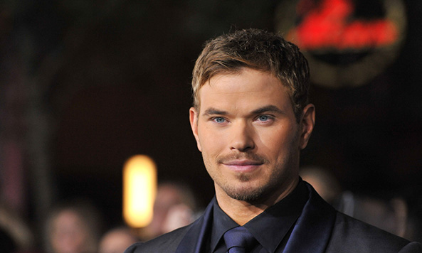 Kellan Lutz raises money for Bulgarian animal shelter while filming The Legend of Hercules