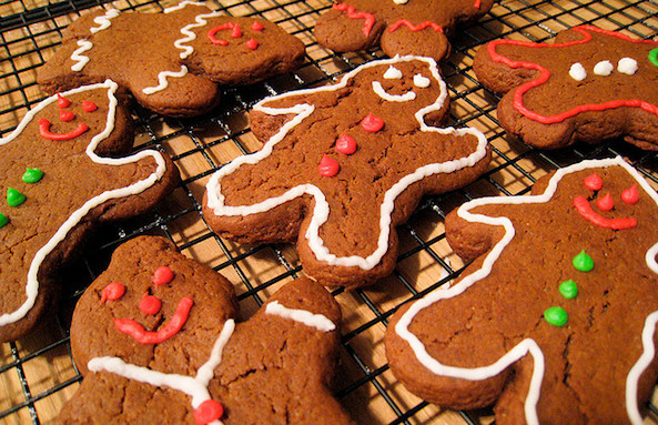 vegan gingerbread cookie recipe