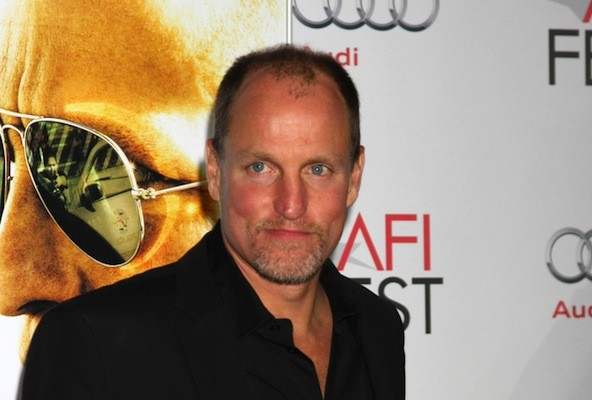 """Hunger Games"" star Woody Harrelson wears vegan boots in ""Catching Fire."" Likes so much, requests them again for ""Mockingjay."""
