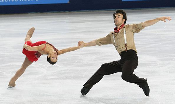 Vegan figure skater Meagan Duhamel wins silver medal at Sochi Olympics