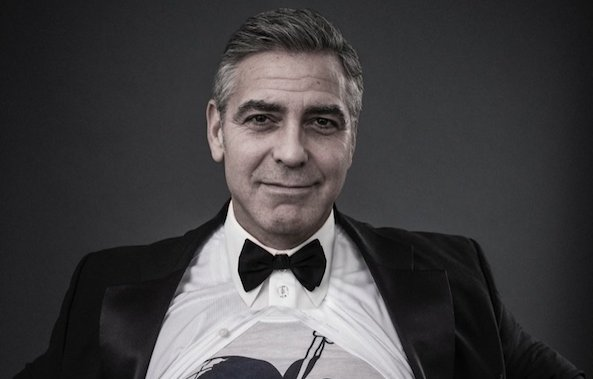 george clooney save the arctic