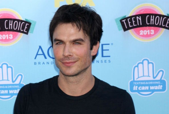 ian somerhalder announces his foundation will award grants to save injured animals