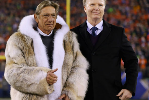 Fur sales increase after Joe Namath wears fur coat to Superbowl