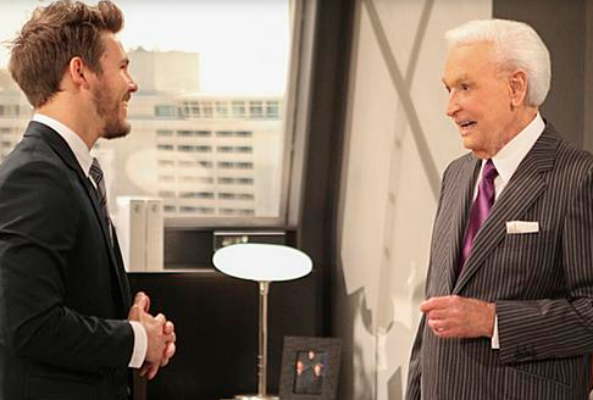bob barker in the bold and the beautiful