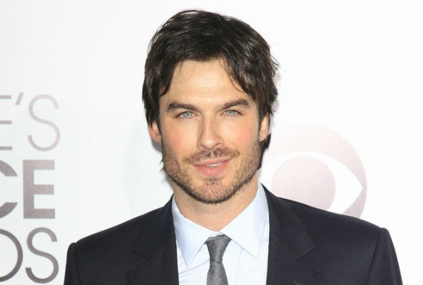 Ian Somerhalder stands against animal testing
