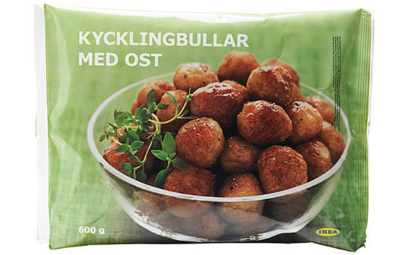 Ikea is developing vegetarian meatballs as an eco-friendly alternative to their popular swedish meatballs