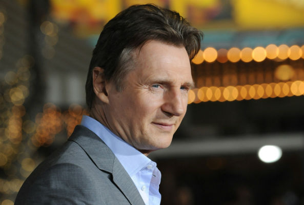 Liam Neeson is lending his voice to Ice in the latest installment of Conservation International's Nature is Speaking film series.