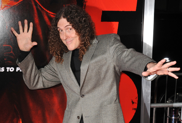 Weird Al Yankovic explains the mystery of meat through a cartoon