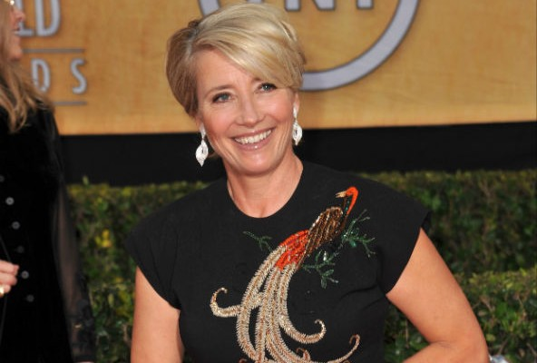 Emma Thompson teams with Greenpeace to save the Arctic