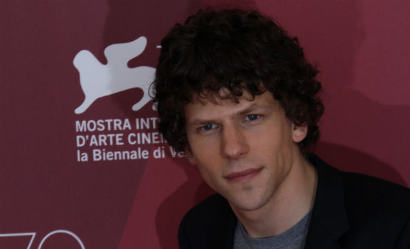 "Jesse Eisenberg plays an extreme environmentalist in his new movie, and is an ""accidental"" one in real life."