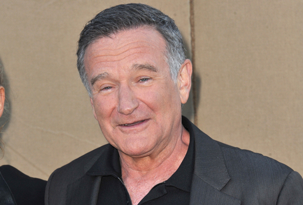 In one of his final acts, Robin Williams helps Tony LaRussa's Animal Rescue Foundation