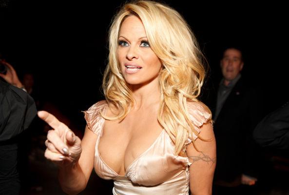 Pamela Anderson died