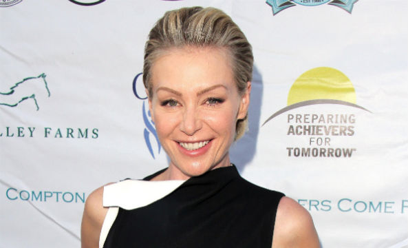 Actress and animal lover, Portia de Rossi, is teaming up with Farm Sanctuary this Thanksgiving to encourage people to adopt a turkey.