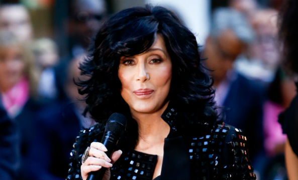 Cher took to her Twitter to denounce NJ Governor Chris Christie for rejecting a bill that would have banned the use of gestation crates for pregnant pigs