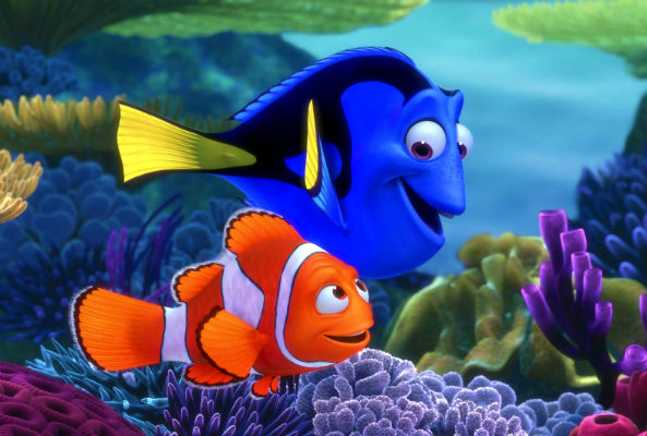 """The setting of """"Finding Dory"""" has been revealed to be the Marine Biology Institute of California, thanks in part to the doc, """"Blackfish."""""""
