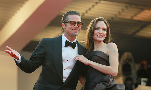 Brad Pitt may star in Angelina Jolie's upcoming film Africa about the life of Richard Leakey