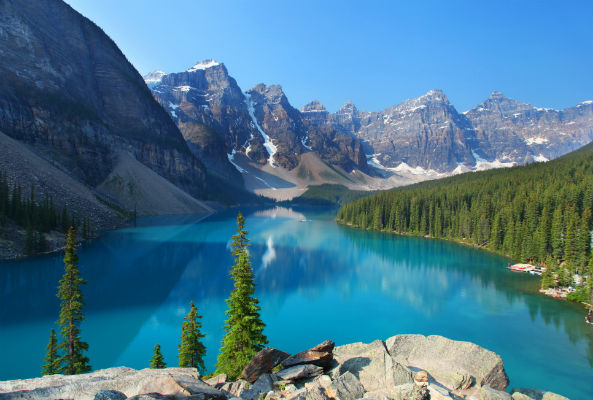 Rocky Mountains Named The Best Place To Ride Out The