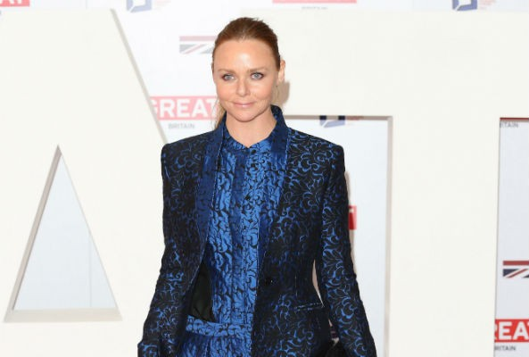 After years of eschewing faux fur, Stella McCartney unveiled fake fur coats at her fashion show in Paris this week.