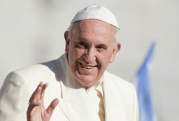 In a new encyclical, Pope Francis discusses climate change, including calling an end to fossil fuels.