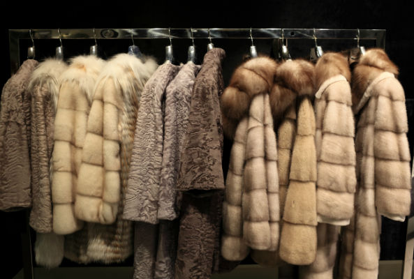 Well, this sucks. From the looks of the recent Paris runways, fur is definitely not going anywhere anytime soon.