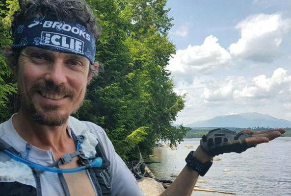 vegan ultramarathoner scott jurek breaks record