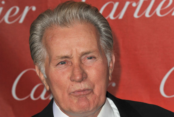 Martin Sheen is speaking out against Denmark's use of warships so that the horrific mass killing of pilot whales can continue.