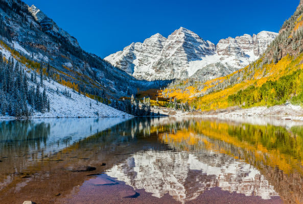 Earlier this month, Aspen, Colorado became one of only three U.S. cities to run on 100% renewable electricity.
