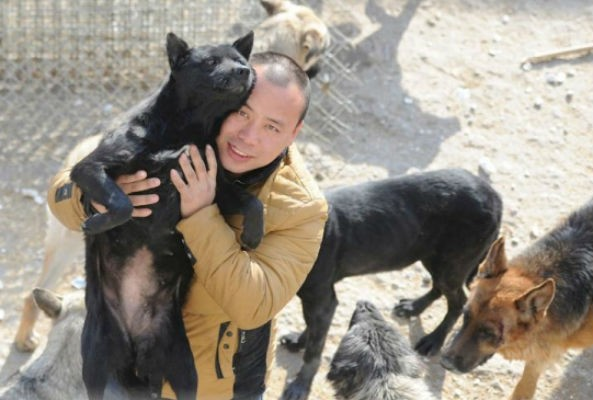Chinese Man Spends $400K to Buy Dog Slaughterhouse, Sets ... - photo#17