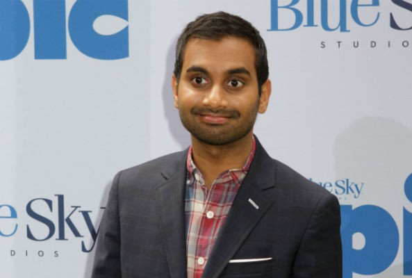 Comedian Aziz Ansari has a great bit in his standup routine on the truth behind factory farms that's as funny as it is tragic.