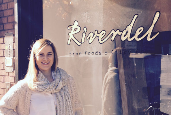 Ecorazzi chatted with Riverdel's owner to discuss what motivated her to adopt a vegan lifestyle, her recommendations and, of course, everything cheese.