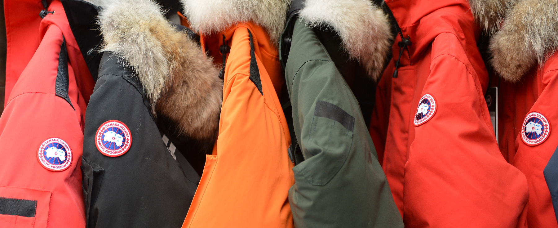 canada goose store chicago opening